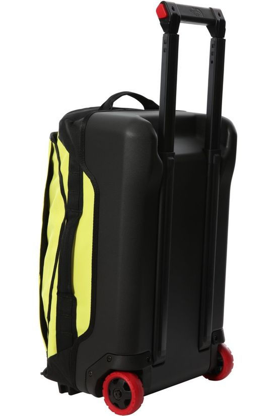 The North Face Trolley Rolling Thunder 22 Vert Clair/Noir