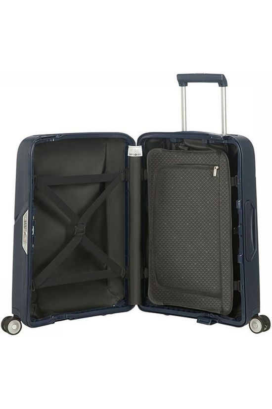Samsonite Cabin Luggage Magnum Spinner 55/20 dark blue