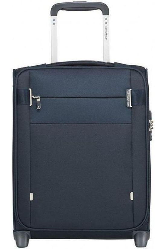 Samsonite Cabin Luggage Citybeat Upright 45/16 mid blue