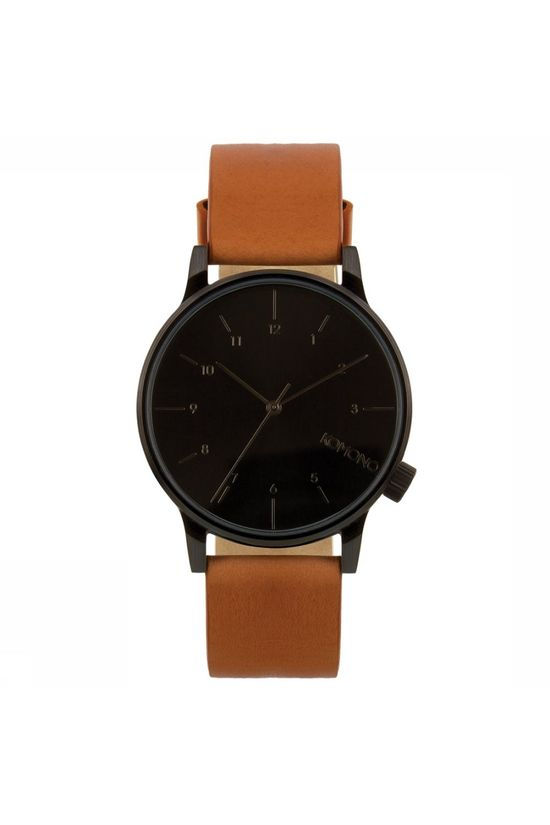 Komono Watch Winston Regal mid brown