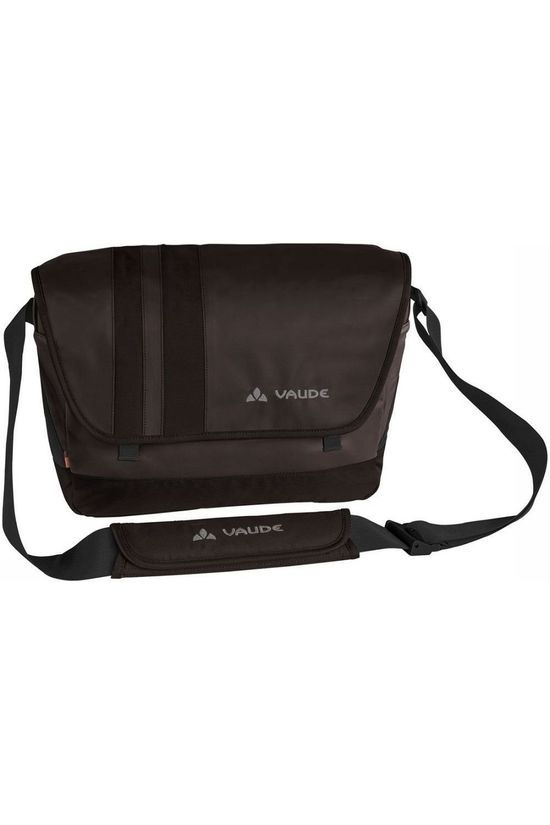 Vaude Shoulder Bag Ayo M dark brown