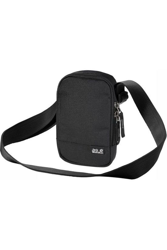 Jack Wolfskin Shoulder Bag Secretary black