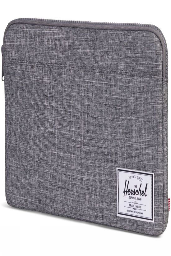 Herschel Supply Briefcase  Anchor Sleeve 13 mid grey