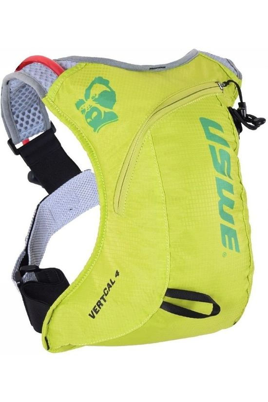 USWE Pack Hydration Vertical 4 Jaune Clair