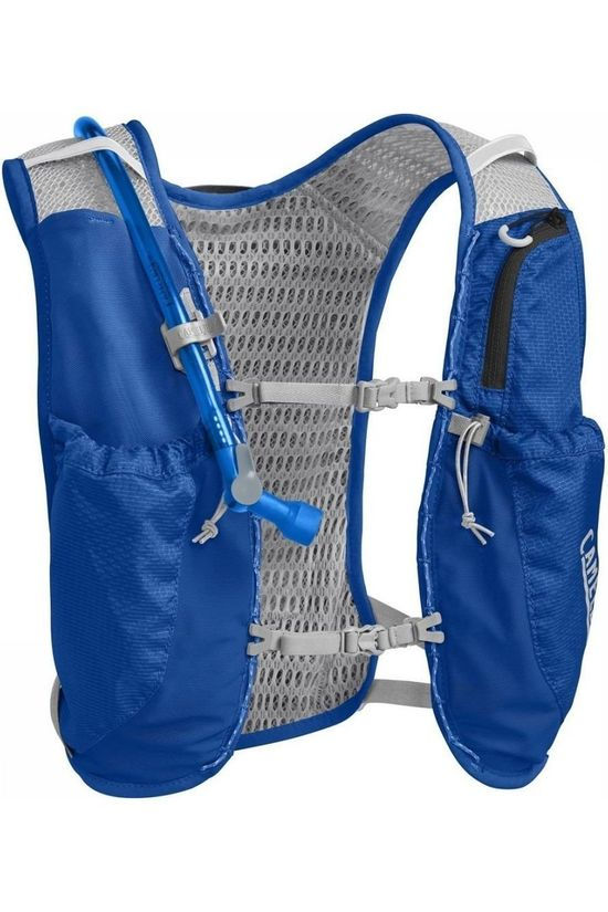 CamelBak Hydration Pack Circuit Vest 5L mid blue/light grey