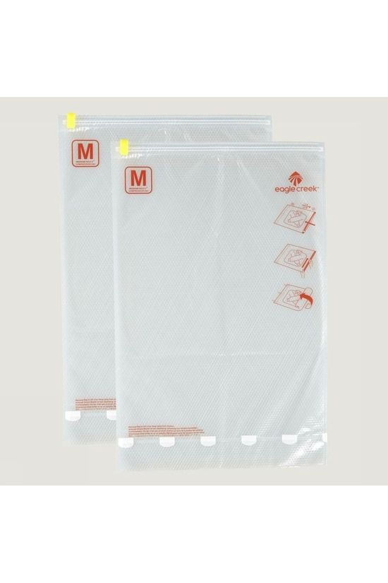 Eagle Creek Storage System Pack-It Compression Set M/M No colour / Transparent/Orange