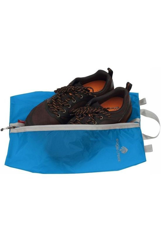 Eagle Creek Put Away System Pack-It Specter Shoe Sac mid blue