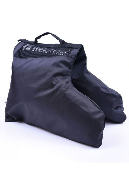Trekmates Opbergsysteem Split Boot Bag Zwart