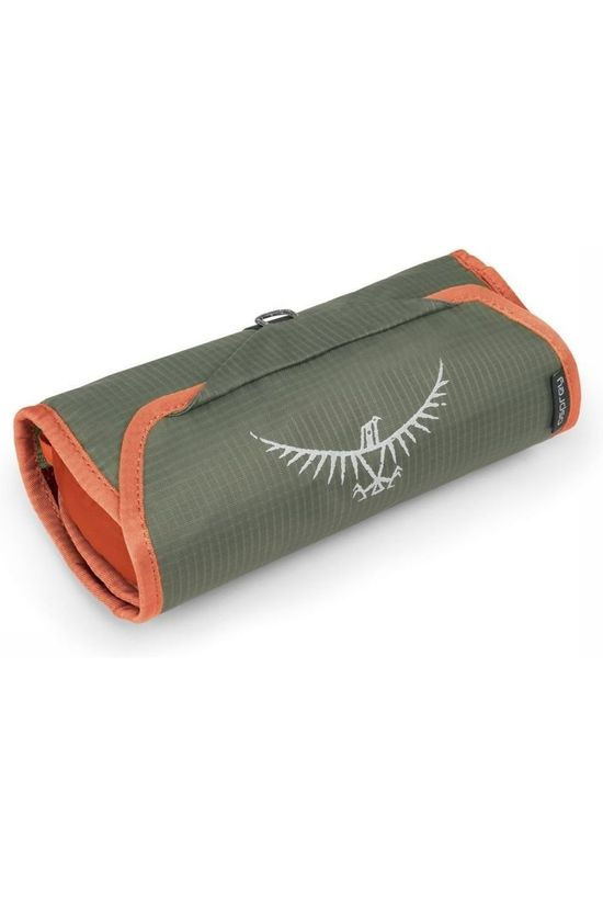 Osprey Sac de Toilette Wash Bag Roll Orange