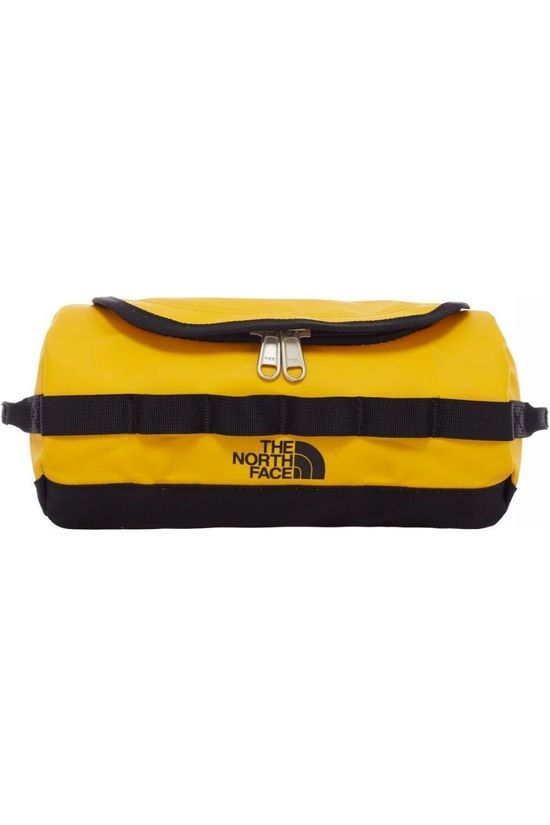 The North Face Trousse de Toilette Base Camp Travel Canister S Jaune