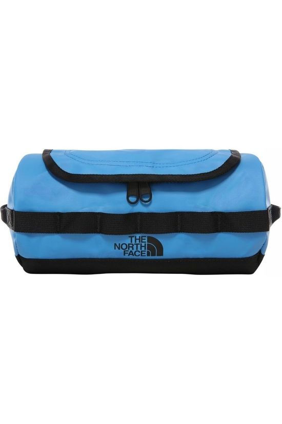 The North Face Wash Bag Base Camp Travel Canister S Blue (Jeans)/Black
