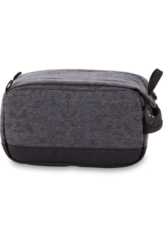 Dakine Wash Bag Groomer M Dark Grey Marle/Black