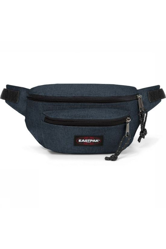 Eastpak Heuptas Doggy Bag Donkerblauw (Jeans)