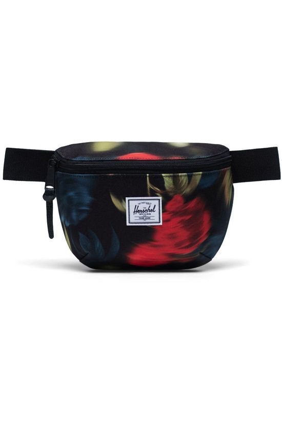 Herschel Supply Heuptas Fourteen Zwart/Middenrood