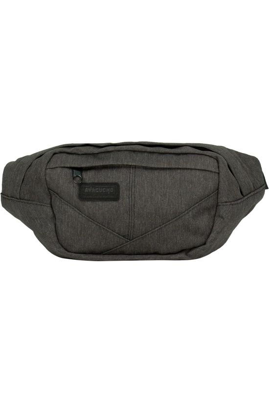 Ayacucho Hip Bag Wire H Hipbag II Dark Grey Marle