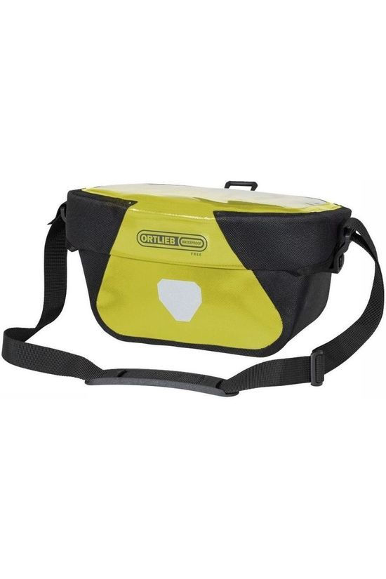 Ortlieb Hip Bag Ultimate Six Free 5 mid yellow/black
