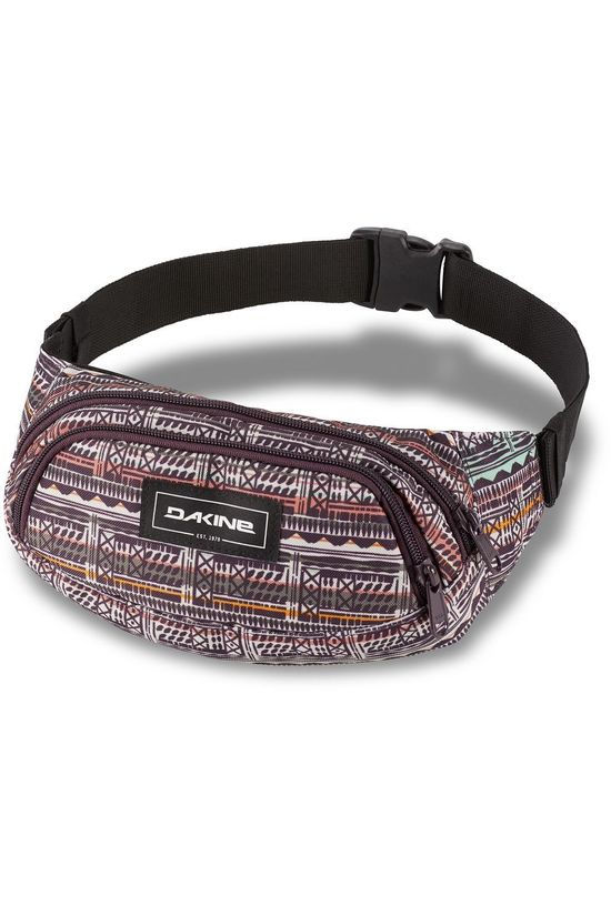 Dakine Hip Bag Hip Pack Dark Purple/Ass. Geometric
