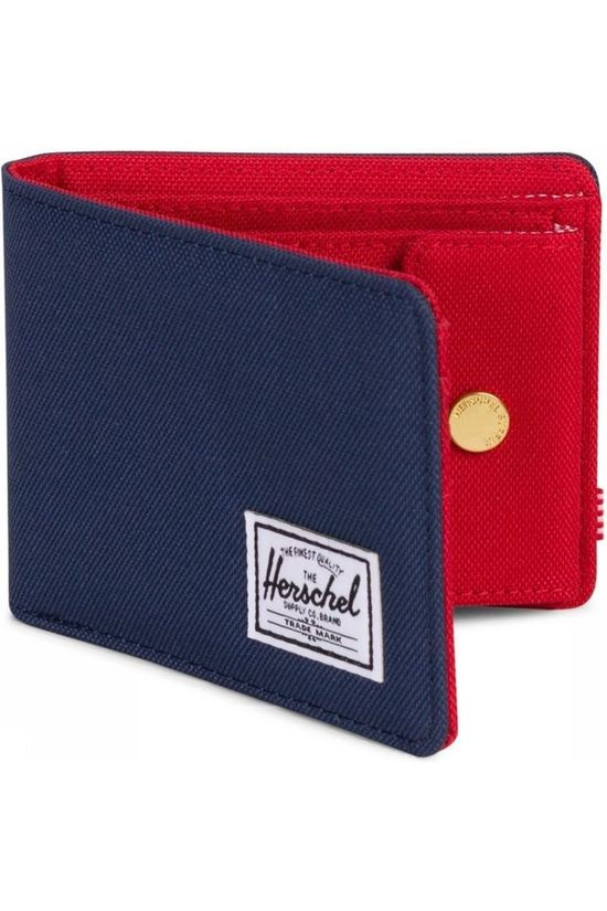Herschel Supply Wallet Roy Coin dark blue/mid red