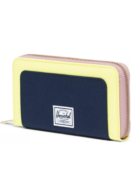 Herschel Supply Wallet Orion Wallet light yellow/dark blue