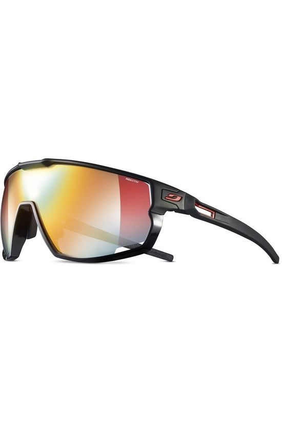 Julbo Glasses Rush black/red