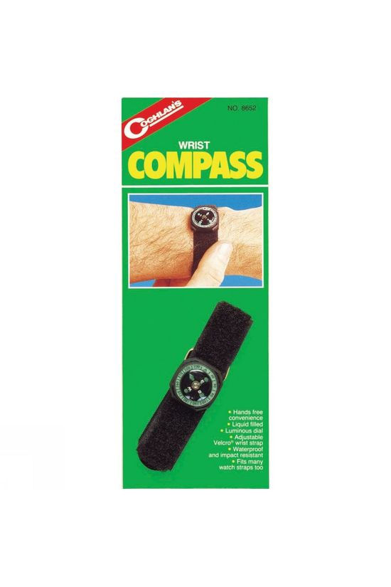 Coghlan's Compass Cog Wrist No colour / Transparent