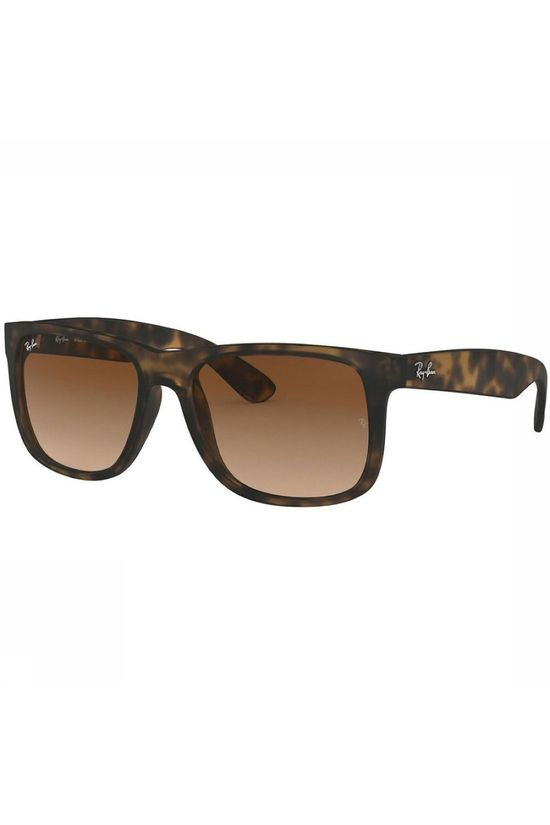 Ray-Ban Glasses Justin Classic mid brown