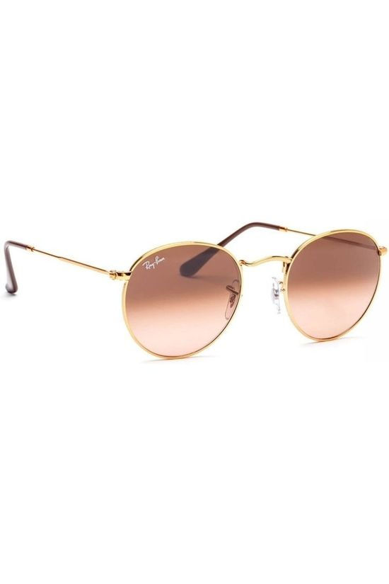 Ray-Ban Glasses Round Metal bronze/mid brown
