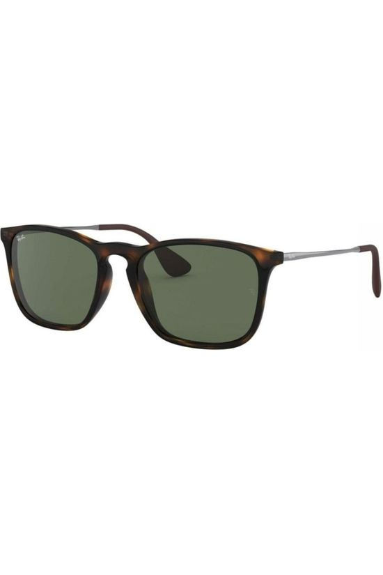 Ray-Ban Glasses RB4187 mid brown/dark green