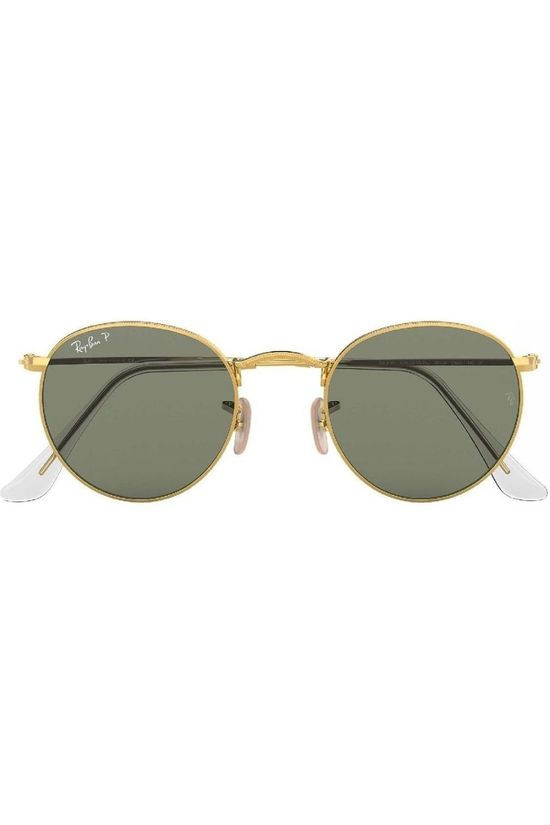 Ray-Ban Bril Rb3447 Goud/Donkergroen