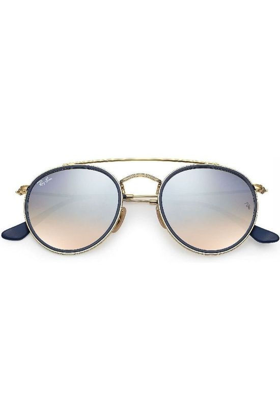 Ray-Ban Glasses Rb3647N gold/silver