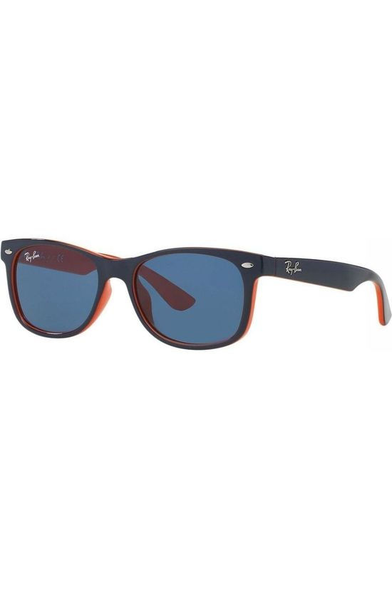 Ray-Ban Bril RB9052S Donkerblauw/Oranje