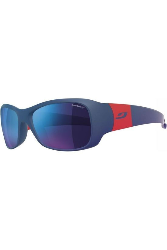 Julbo Bril Piccolo Middenblauw/Middenrood