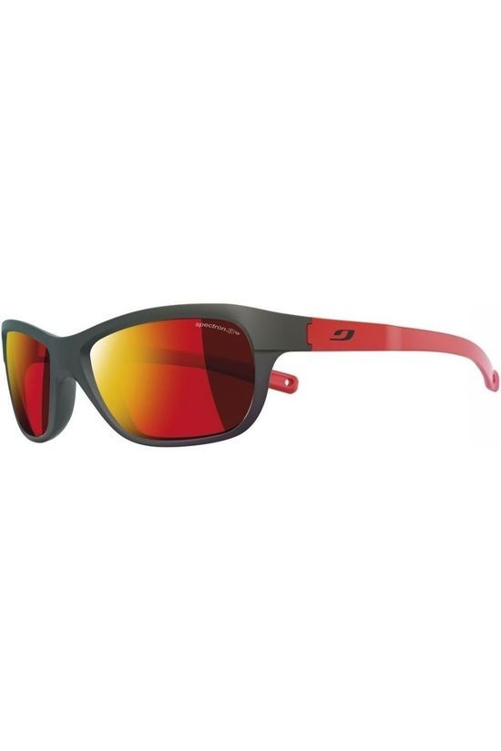 Julbo Bril Player L Zwart/Middenrood