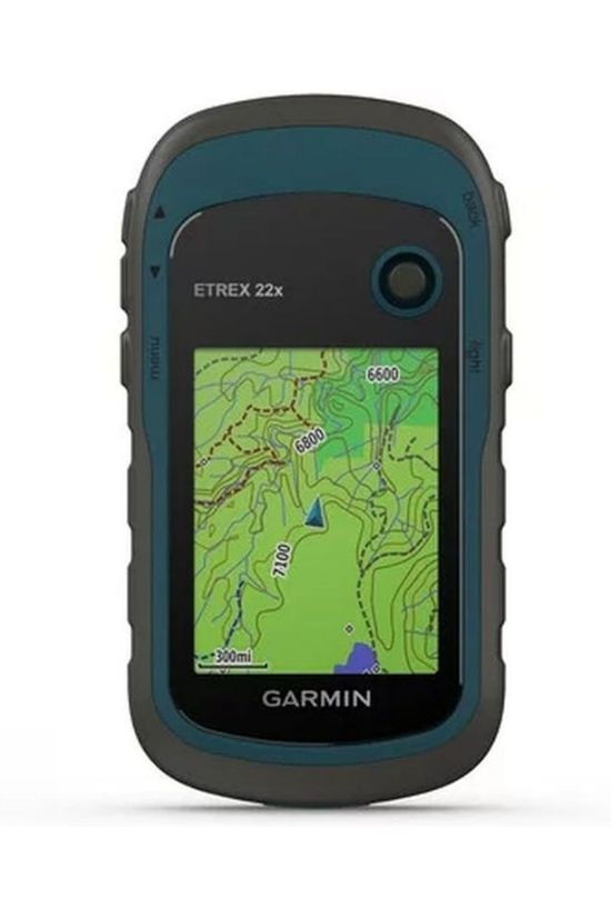 Garmin GPS Etrex 22x dark blue/black
