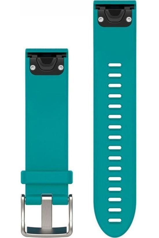Garmin GPS Acc Quickfit 20 Watch Band Turquoise Silicone Turquoise