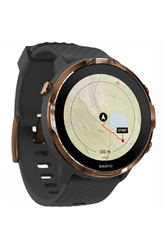 Suunto 7 Graphite Copper dark grey/copper