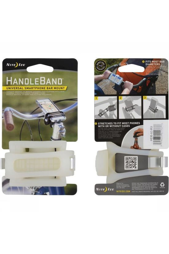 Nite Ize Accessoire Handleband No colour / Transparent