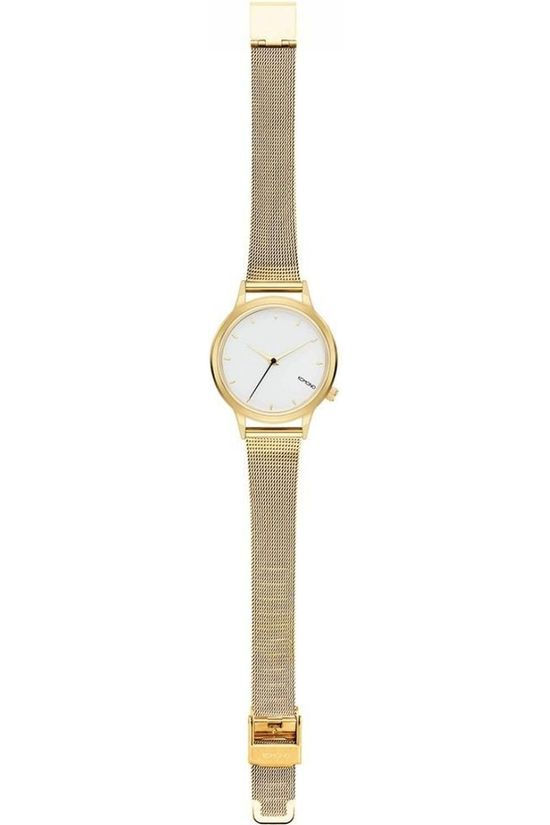 Komono Watch Lexi Royale gold/white