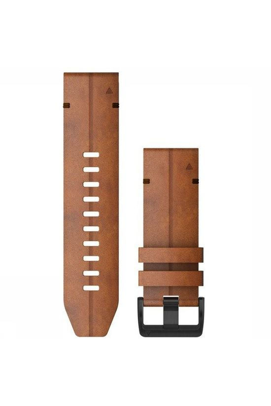 Garmin Watch Strap Quickfit 26 Kastanjeleer mid brown