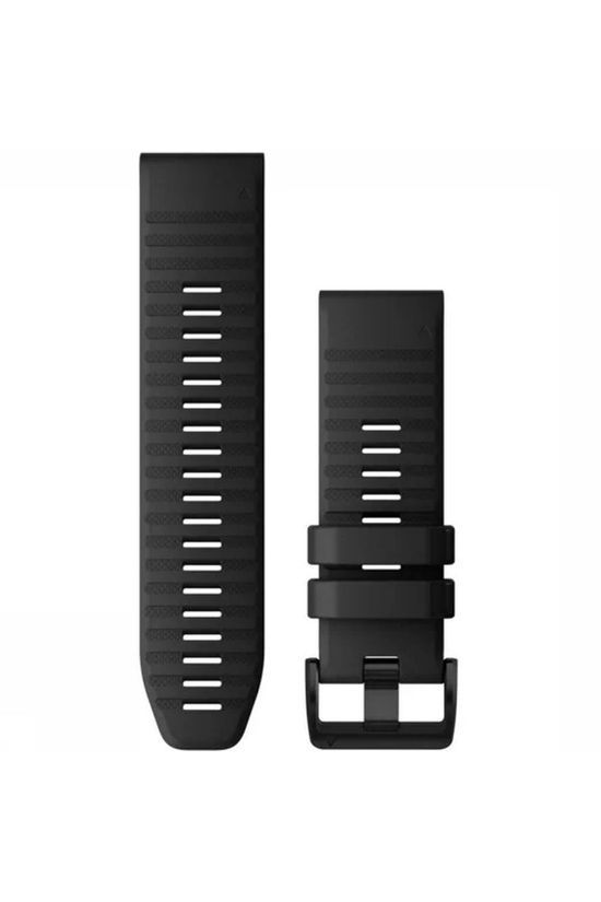 Garmin Watch Strap Quickfit 26 Siliconen black