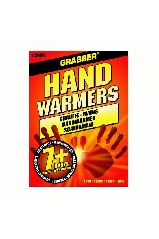 Grabber Heating Handwarmer No colour / Transparent