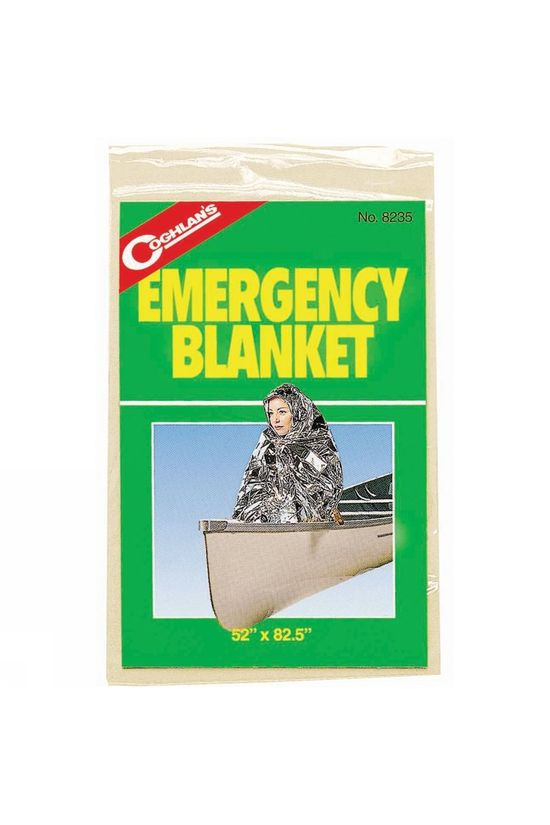 Coghlan's Emergency Blanket Cog 135X210Cm No colour / Transparent