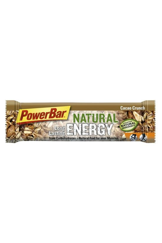 Powerbar Bar Natural Cacao Crunch No colour / Transparent