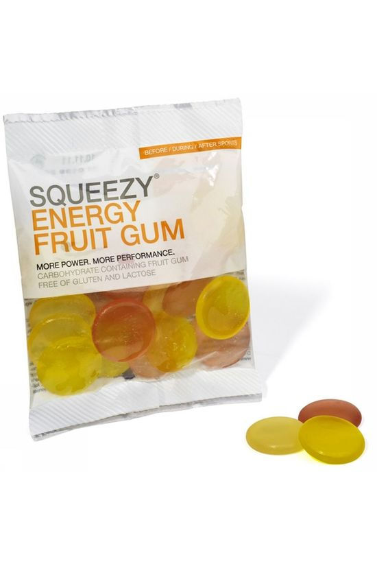 Squeezy Food Energy Fruit Gum No colour / Transparent