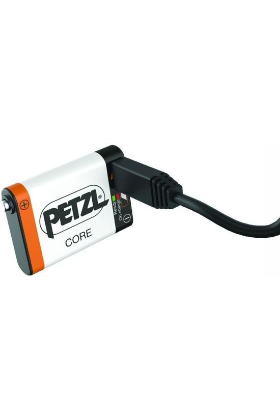 Petzl Headlamp Accesory Core Battery white/black