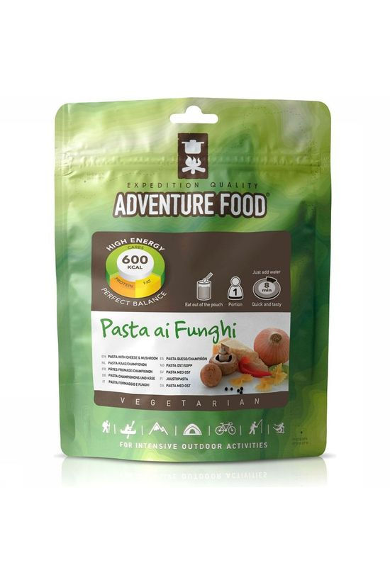 Adventure Food Meal Pasta Ai Funghi 1P No colour / Transparent