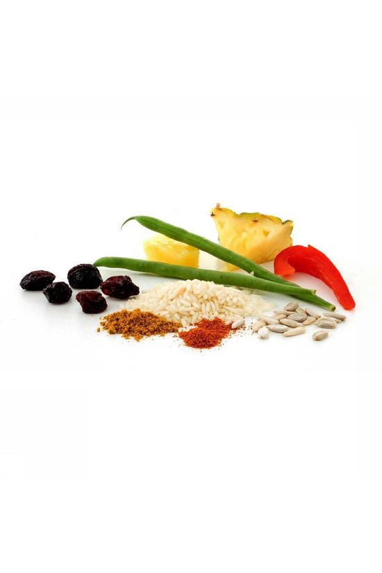 Adventure Food Maaltijd Curry Fruit Rice 1P Geen kleur / Transparant
