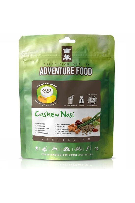 Adventure Food Meal Cashew Nasi 1P No colour / Transparent