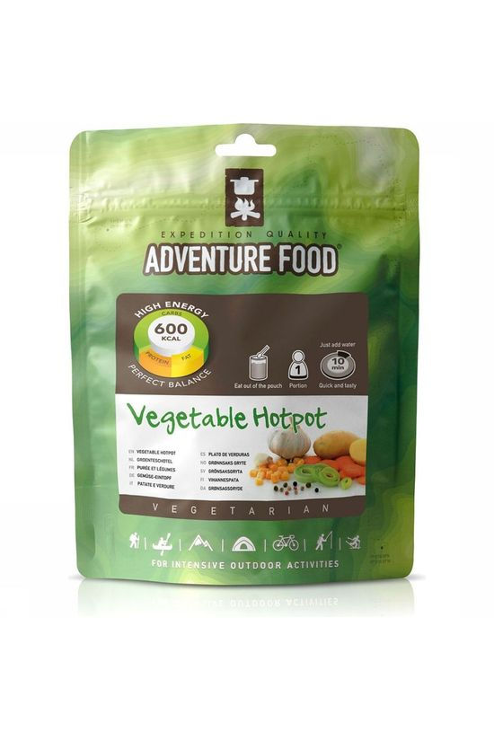 Adventure Food Repas Vegetable Hotpot 1 P Pas de couleur / Transparent