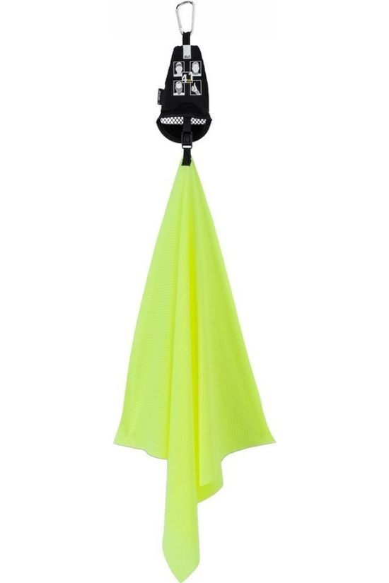 Jack Wolfskin Bath Towel Ultra Cool S Lime Green